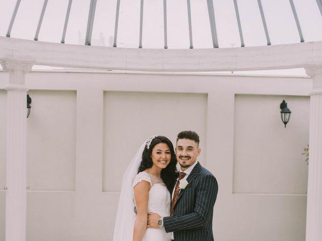 Paul and Bianca's Wedding in Detroit, Michigan 42