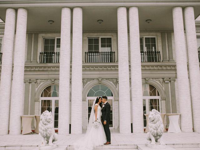 Paul and Bianca's Wedding in Detroit, Michigan 44