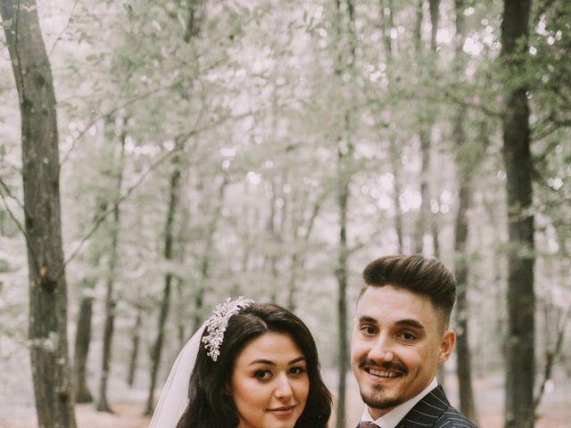 Paul and Bianca's Wedding in Detroit, Michigan 1