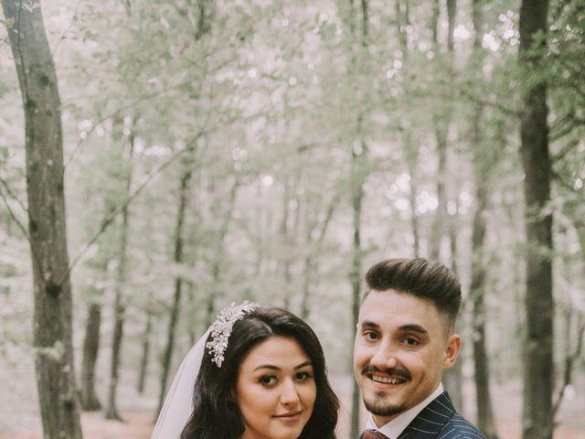 Paul and Bianca's Wedding in Detroit, Michigan 46