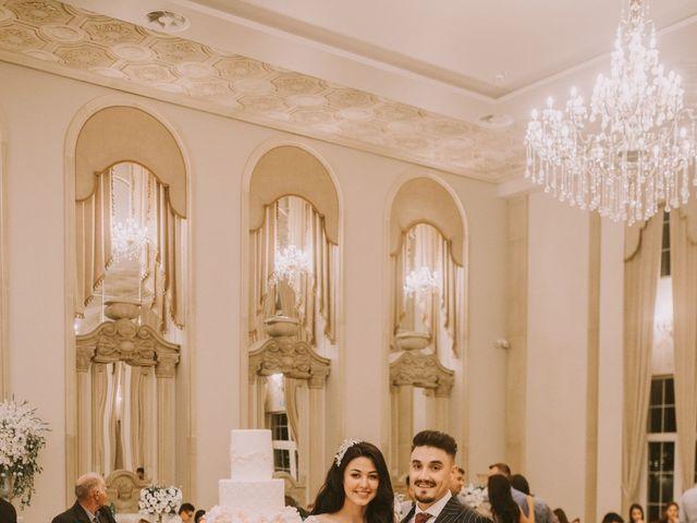 Paul and Bianca's Wedding in Detroit, Michigan 49