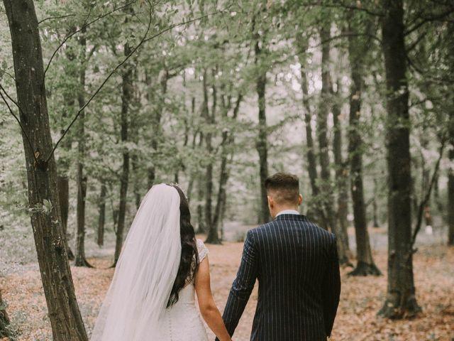 Paul and Bianca's Wedding in Detroit, Michigan 50