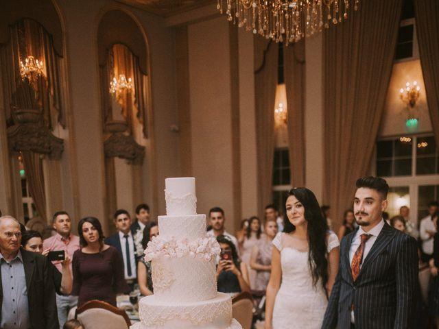 Paul and Bianca's Wedding in Detroit, Michigan 51