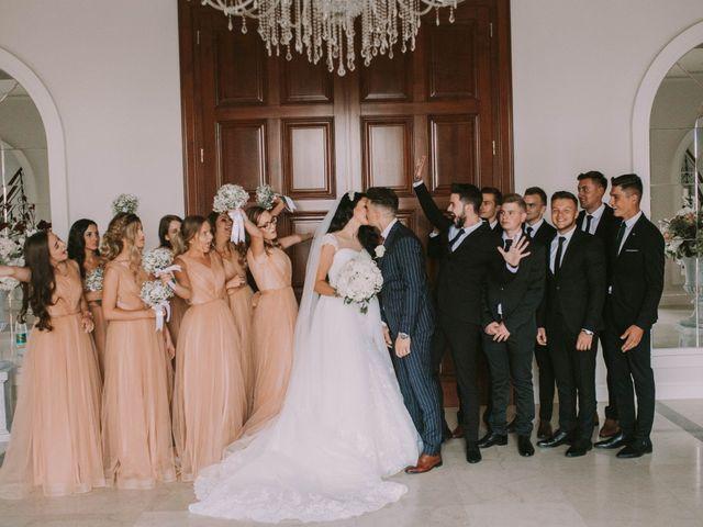 Paul and Bianca's Wedding in Detroit, Michigan 60