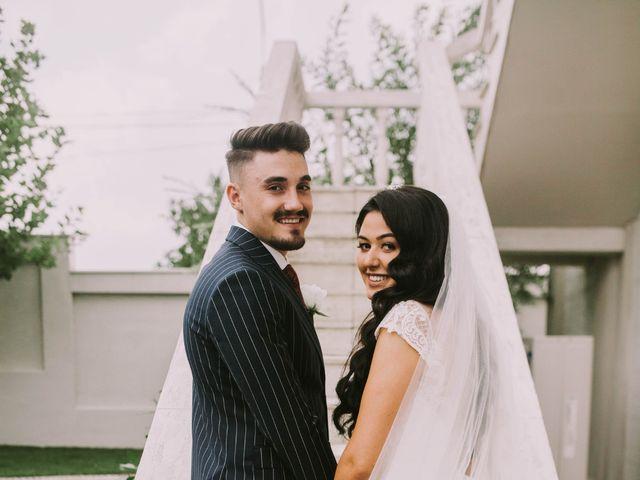 Paul and Bianca's Wedding in Detroit, Michigan 62
