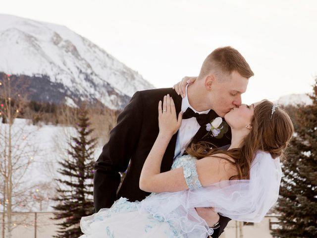 The wedding of Amanda and Alec