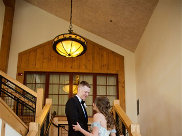 Alec and Amanda's Wedding in Silverthorne, Colorado 23