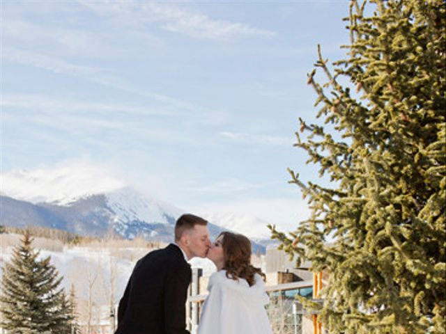 Alec and Amanda's Wedding in Silverthorne, Colorado 25