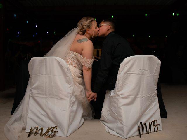 Carley and Daisy's Wedding in Alvarado, Texas 3