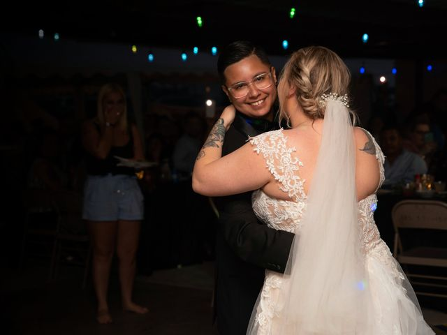 Carley and Daisy's Wedding in Alvarado, Texas 5
