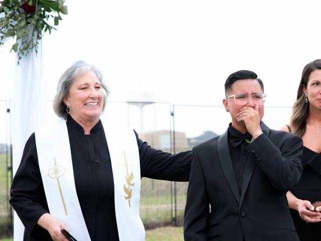Carley and Daisy's Wedding in Alvarado, Texas 7