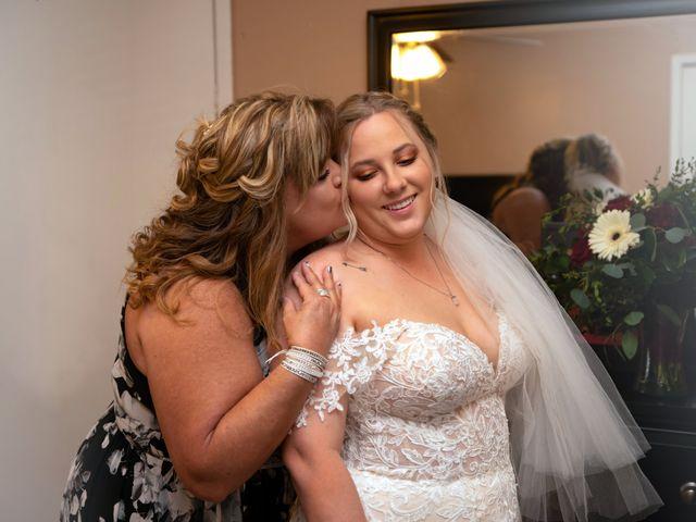 Carley and Daisy's Wedding in Alvarado, Texas 8