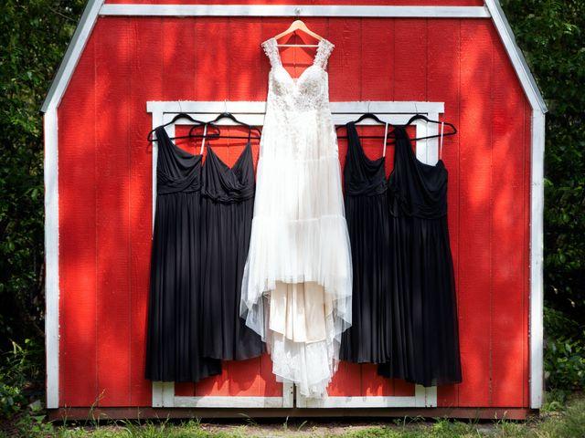 Carley and Daisy's Wedding in Alvarado, Texas 9