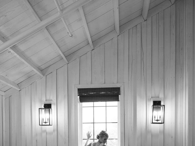 Brandon and Nikki's Wedding in Georgetown, Texas 1