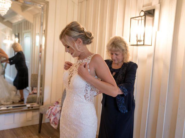 Brandon and Nikki's Wedding in Georgetown, Texas 7