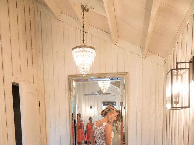 Brandon and Nikki's Wedding in Georgetown, Texas 9