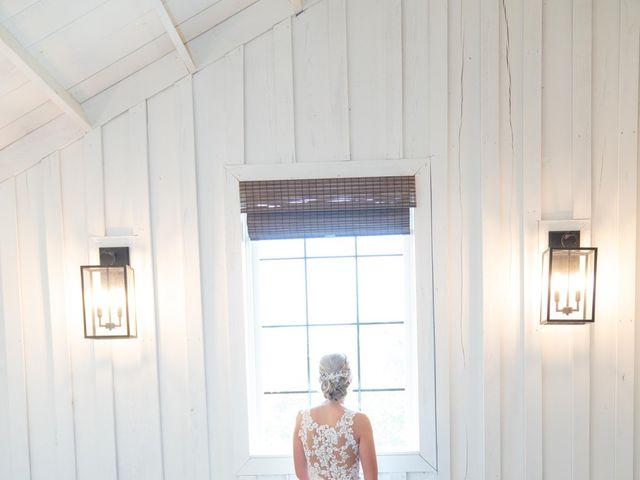 Brandon and Nikki's Wedding in Georgetown, Texas 12
