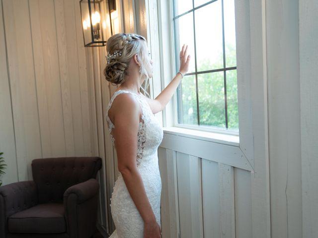 Brandon and Nikki's Wedding in Georgetown, Texas 14