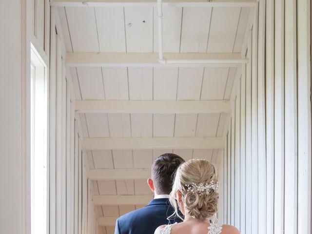 Brandon and Nikki's Wedding in Georgetown, Texas 15