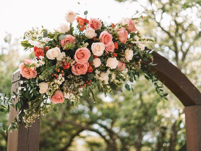 Brandon and Nikki's Wedding in Georgetown, Texas 17