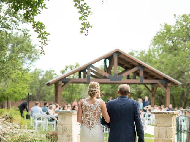 Brandon and Nikki's Wedding in Georgetown, Texas 18