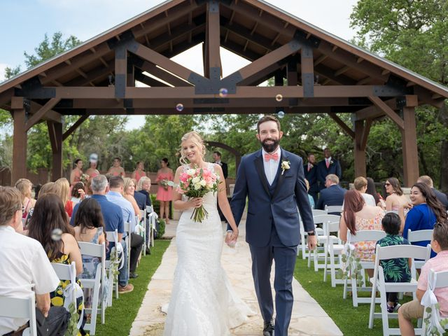 Brandon and Nikki's Wedding in Georgetown, Texas 19