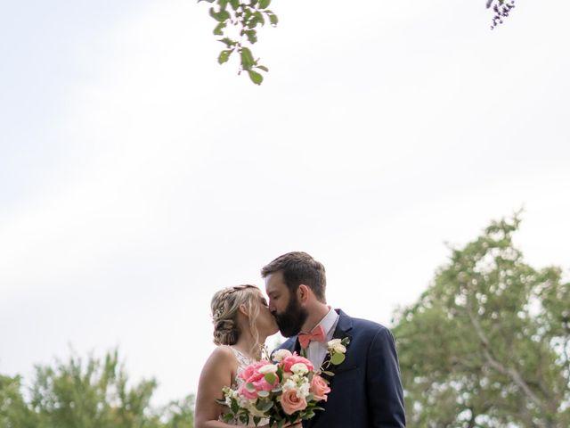 Brandon and Nikki's Wedding in Georgetown, Texas 20