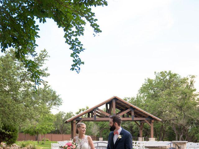 Brandon and Nikki's Wedding in Georgetown, Texas 21