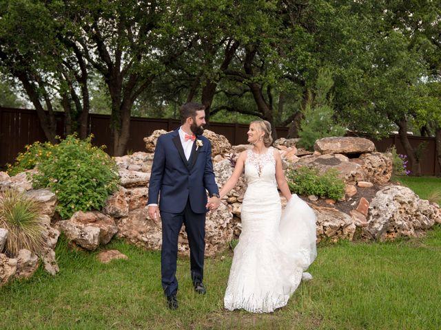 Brandon and Nikki's Wedding in Georgetown, Texas 22
