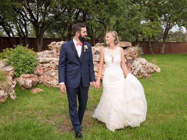 Brandon and Nikki's Wedding in Georgetown, Texas 23