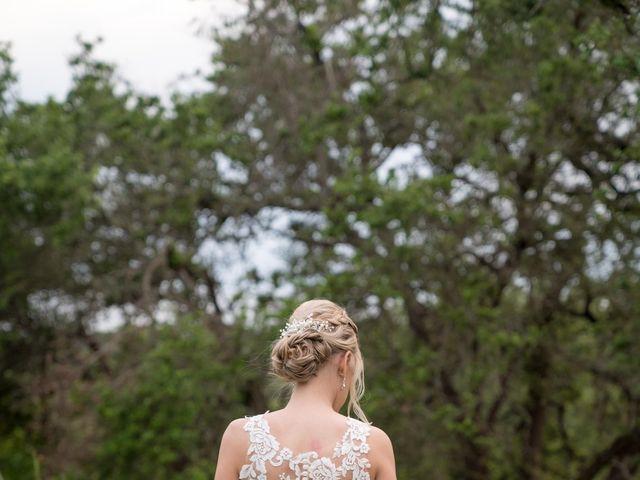 Brandon and Nikki's Wedding in Georgetown, Texas 25