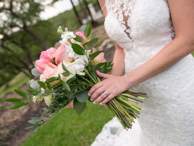 Brandon and Nikki's Wedding in Georgetown, Texas 26