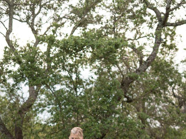 Brandon and Nikki's Wedding in Georgetown, Texas 28
