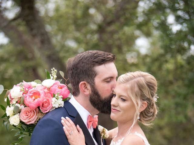Brandon and Nikki's Wedding in Georgetown, Texas 29