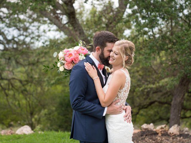 Brandon and Nikki's Wedding in Georgetown, Texas 30