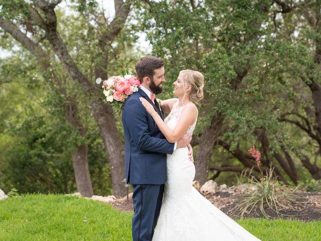 Brandon and Nikki's Wedding in Georgetown, Texas 33