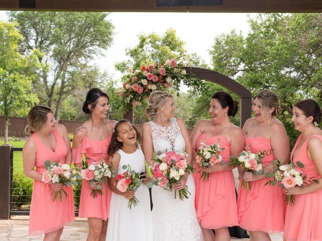 Brandon and Nikki's Wedding in Georgetown, Texas 34