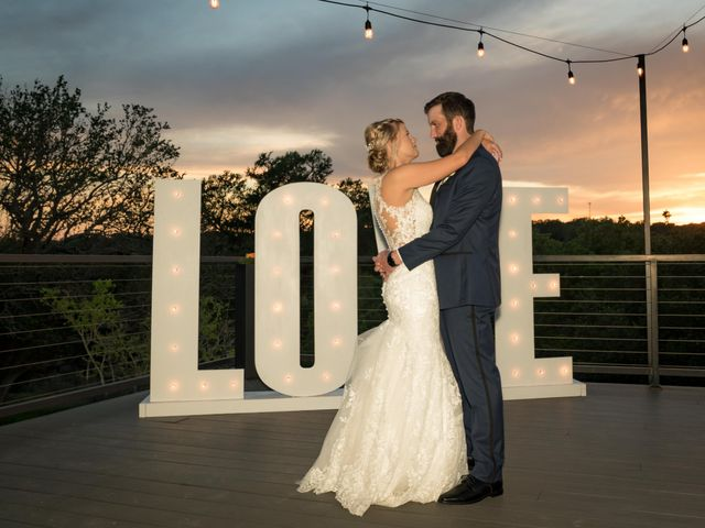 Brandon and Nikki's Wedding in Georgetown, Texas 41