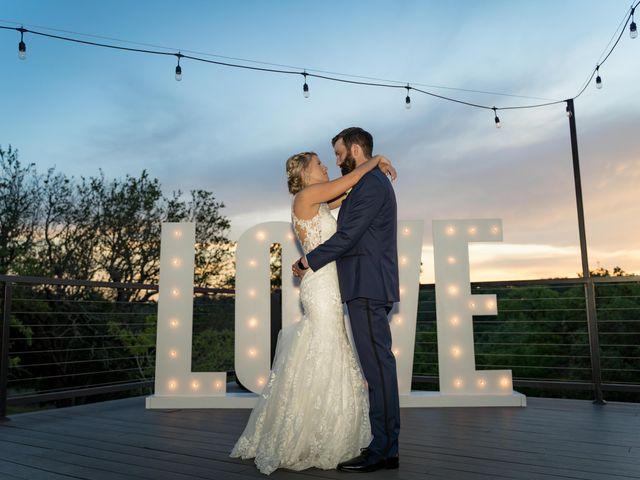 Brandon and Nikki's Wedding in Georgetown, Texas 42