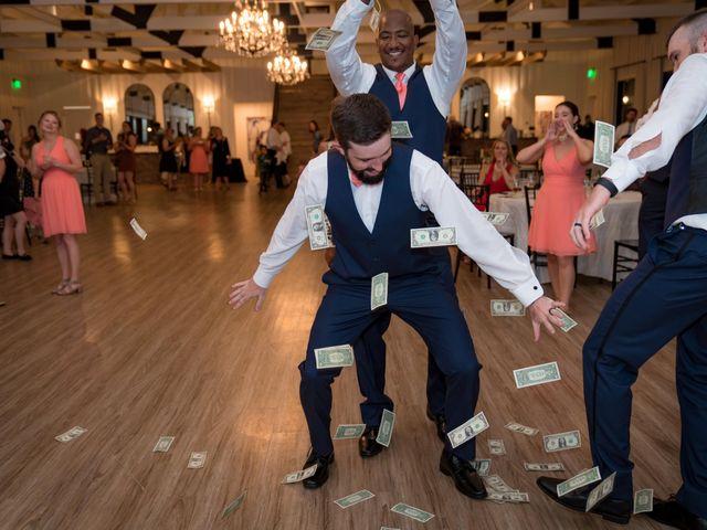 Brandon and Nikki's Wedding in Georgetown, Texas 43