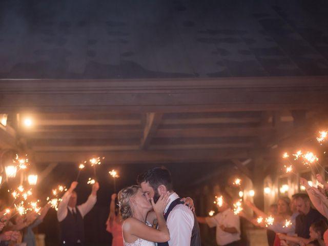 Brandon and Nikki's Wedding in Georgetown, Texas 44
