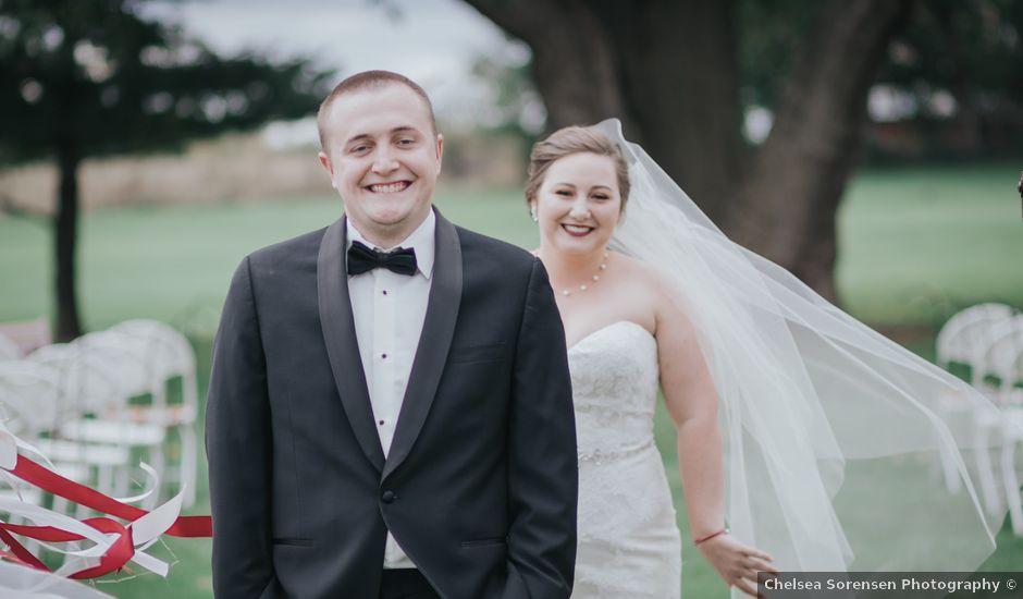 Payton and Adam's Wedding in Lincoln, Nebraska