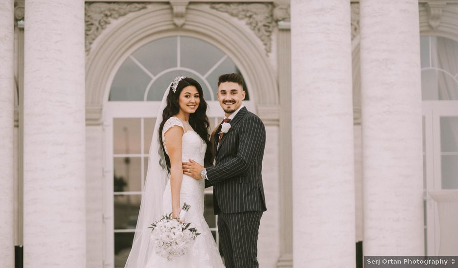 Paul and Bianca's Wedding in Detroit, Michigan