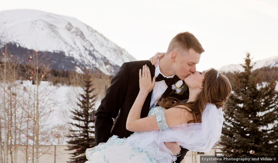 Alec and Amanda's Wedding in Silverthorne, Colorado