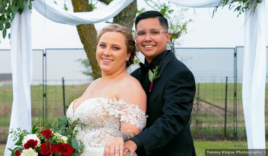 Carley and Daisy's Wedding in Alvarado, Texas