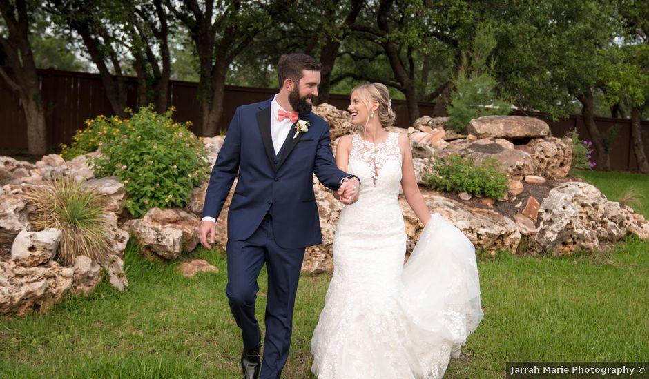 Brandon and Nikki's Wedding in Georgetown, Texas