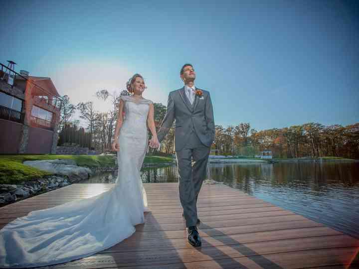 The wedding of Cheri and Jesse