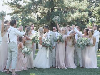 The wedding of Ashley and Michael 3