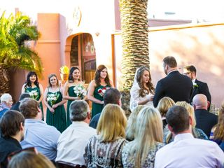 Christopher and Deanna's Wedding in Tucson, Arizona 3