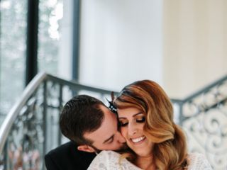 The wedding of Jennifer Scott and Justin Powers 3